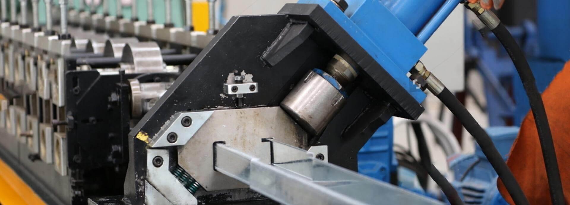 Производство и монтпаж металлоконструкций от компании CKS